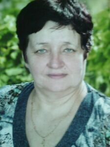 Крючкова Вера Павловна