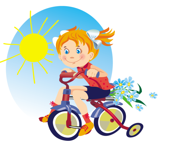 na velosipede