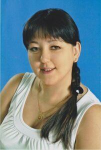Мишарина Ольга Сергеевна