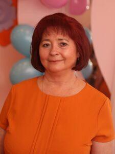 Фокина Татьяна Геонидовна